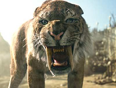 Tigre-dentes-de-sabre